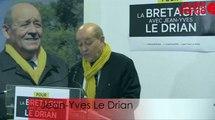 Régionales 2015 : Jean-Yves Le Drian confirme sa victoire pour la Bretagne