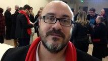 #chatellerault Cyril Cibert élu PS à la grande region