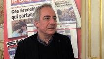 Régionales 2015 - Second tour-Isère-Réaction de Patrice Voir, PC sur la liste de Jean-Jack Queyranne en Isère