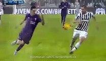 1st Half Goals _ Highlights JUVENTUS 1-1 FIORENTINA SERIE A