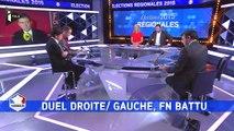 """J-L. Mélenchon : """"Il faudrait que le Parti Socialiste change de politique"""""""