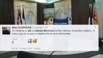 Elections régionales 2015 : Le QG de Marion Maréchal Le Pen déserté après la défaite