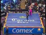 02 AAA Reina de Reinas Title - Mari Apache vs. Sexy Star