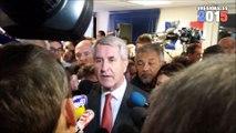 """Régionales en Acal :  """"ce résultat nous engage et nous oblige"""" déclare Philippe Richert"""