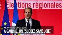 """Le """"succès sans joie"""" de la gauche"""
