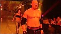 Kane (With Lita) Vs Viscera (With Trish Stratus) Backlash 2005  ~ WWE