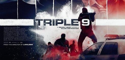 Triple 9 - John Hillcoat - Red Band Trailer (VOSTFR/ 1080p)