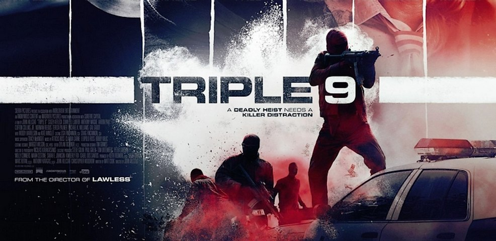 Triple 9 - John Hillcoat - Trailer n°2 (VF/ 1080p)