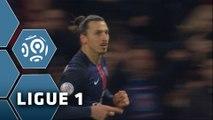 But Zlatan IBRAHIMOVIC (11ème) / Paris Saint-Germain - Olympique Lyonnais - (5-1) - (PARIS-OL) / 2015-16