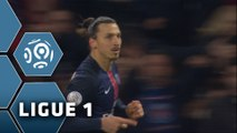 But Zlatan IBRAHIMOVIC (11ème) / Paris Saint-Germain - Olympique Lyonnais - (5-1) - (PARIS-OL) / 2015-16
