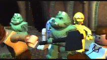 Lego Star Wars Battles│Rancor