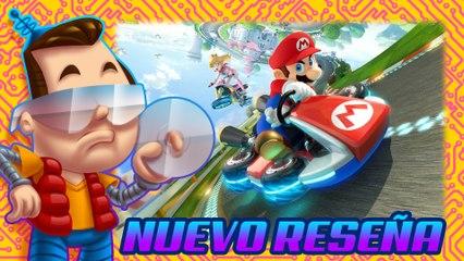 Mario Kart 8 - Nuevo Reseña