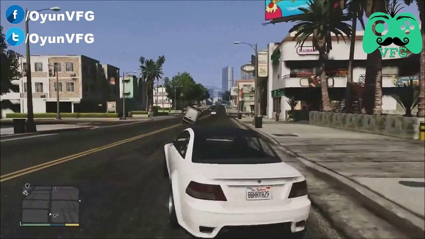 GTA 5 En Komik Anlar Derlemesi - Eğlenceli Oyun Videoları #1