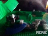 Lego Star Wars Stop motion Battle at the Ewok Plains #picpac #stopmotion #lego