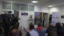 Elections régionales: déclaration de Jean-Yves Le Drian