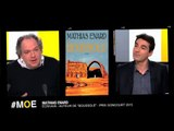 """#MOE : Mathias Enard revient sur son livre """"Boussole"""", prix Goncourt 2015"""