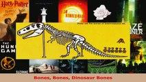 Read  Bones Bones Dinosaur Bones EBooks Online