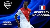Geoffrey Kondogbia - Welcome To Inter Milan -  Goals, Skills, Assists Monaco 2014 2015 HD