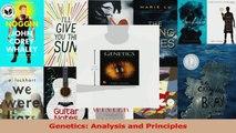 PDF Download  Genetics Analysis and Principles Read Full Ebook