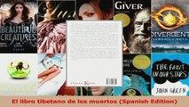 Read  El libro tibetano de los muertos Spanish Edition PDF Online