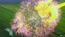 قصة فيلم كرتون سبونج بوب خارج الماء spongebob out of water مدبلج عربي HD كامل