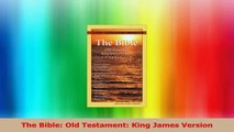 The Bible Old Testament King James Version Read Online