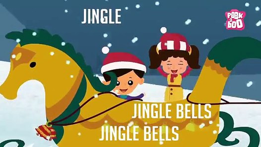 Jingle Bells Song For Children With Lyrics   Popular Christmas Songs For Kids - video dailymotion