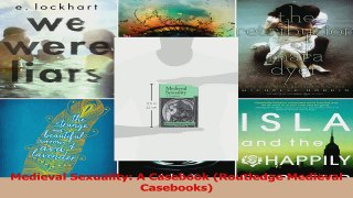 Medieval Sexuality A Casebook Routledge Medieval Casebooks PDF