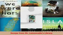 Download  Escape from Mr Lemoncellos Library EBooks Online