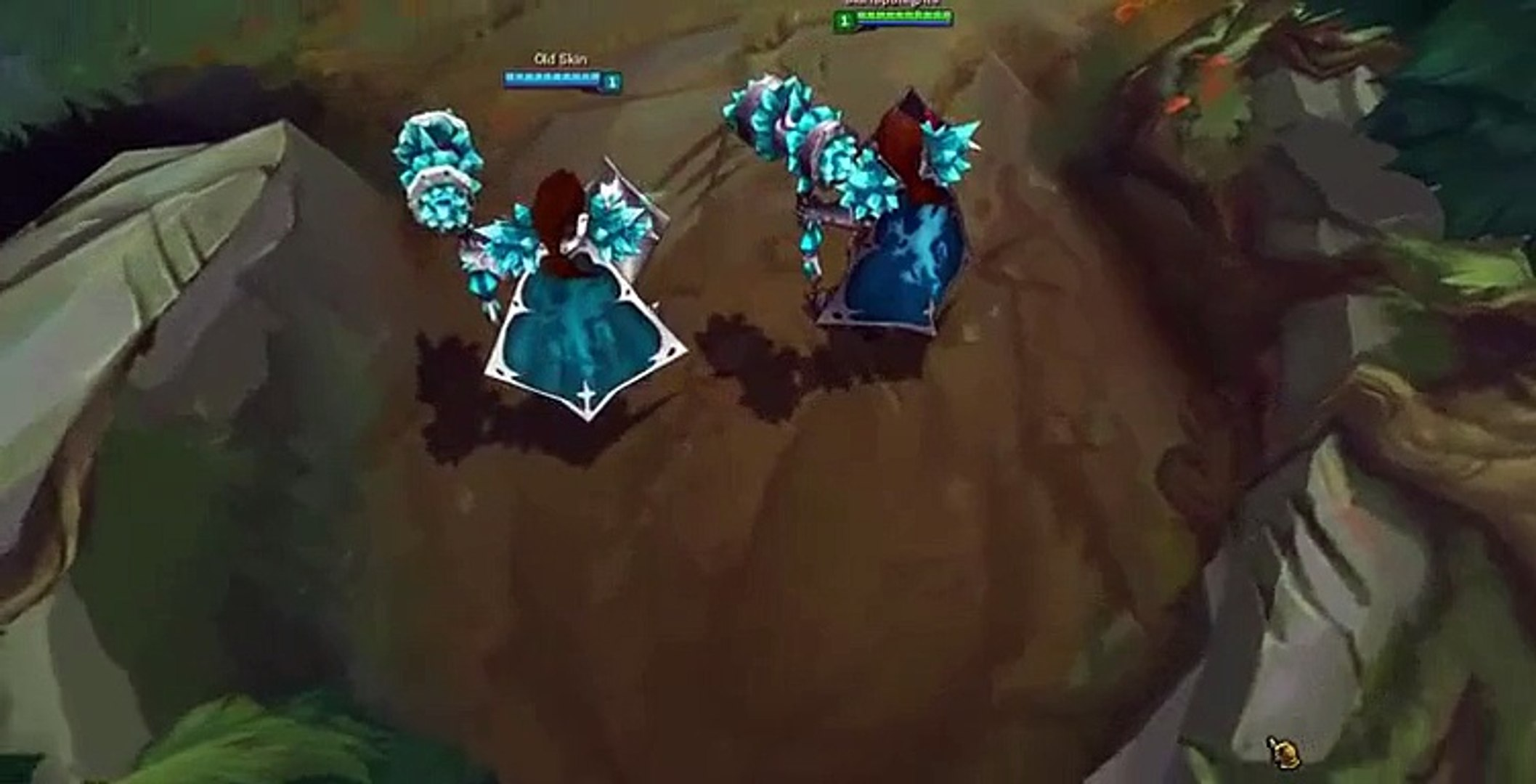 Taric - 2015 Update - All Affected Skins