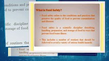 BD Food Safety providing training and certification with different food safety courses