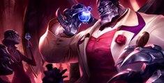 Debonair Galio Skin Spotlight - League of Legends