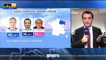 """Régionales: malgré l'échec du FN, Philippot se félicite d'une situation """"inédite"""""""