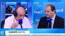 Régionales, Front national et front républicain : Jean-Christophe Cambadélis répond aux questions de Jean-Pierre Elkabbach