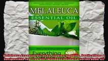Melaleuca Essential Oil Uses Studies Benefits Applications  RecipesAka Tea Tree Oil