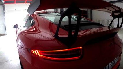 Super Mécanique / Porsche GT3RS