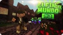 El Fin del Mundo Minecraft Modded Survival, Ep.3 NOCHE TORMENTOSA!! (Steve's Galaxy Modpack)