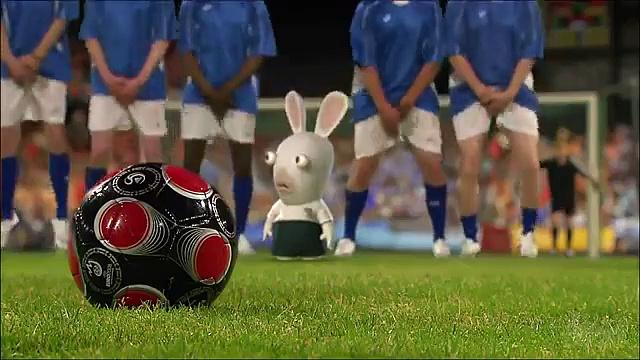 Mad rabbits Rabbids and Euro 2008 Rabbits and UEFA