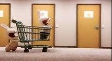 Lapins enragés - Rencontrez L'épisode de la série Mini Verminator 3 Rabbids Go Home