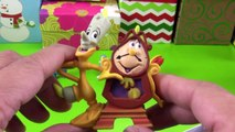 Wonder Pet Fisher Price with Linny Ming-Ming Shopkins Beauty and the Beast Character