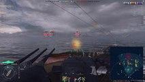 World of Warships - Yamato - Japanese Battleship - Tier 10[279k damage]