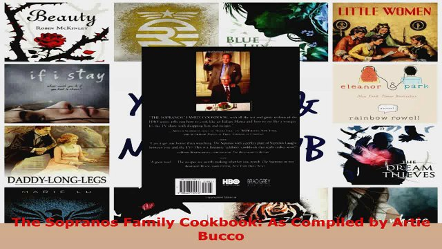 Download  The Sopranos Family Cookbook As Compiled by Artie Bucco PDF Free