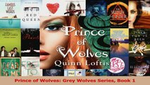 PDF Download  Prince of Wolves Grey Wolves Series Book 1 Read Online