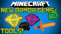 Video Minecraft | SO MANY NEW ORES & GEMS & ARMORS WEAPONS | Minecraft Mod | Minecraft Mod Showcase | Minecraft Mod Review