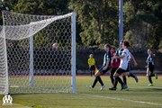 Coupe de France féminine - Sud FC 1-10 OM : le but de Barbara Bouchet (23e)