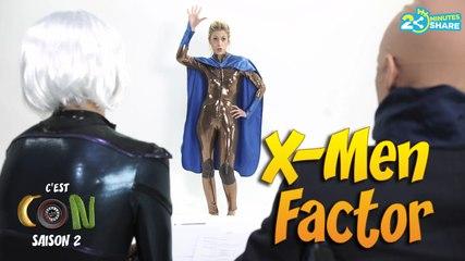 X-Men Factor 2 - C'est Con ! (Saison 2)