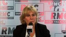 """""""Claude Bartolone a stigmatisé une population, moi je faisais référence au Général de Gaulle"""" Nadine Morano"""
