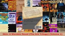 Read  Skin A Werekin Novel The Ark Trilogy Volume 1 Ebook Free