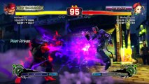 Ultra Street Fighter 4 Gameplay _ Xbox 360 - Part 2