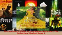 Read  The Spinsters Guide to Scandalous Behavior The Seduction Diaries Book 2 Ebook Free